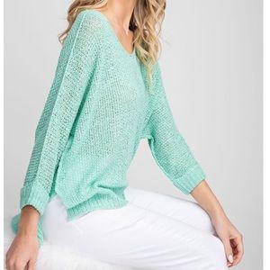 So Neat* V Neck Sweater